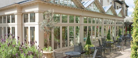 Commercial Conservatories Menu Image