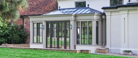 Metal Conservatories Menu Image