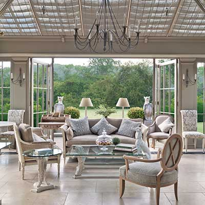 Conservatory Furniture - Interiors By Vale