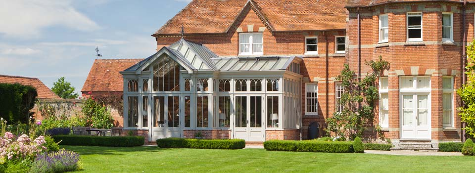 Conservatory Extension to a Victorian Rectory.