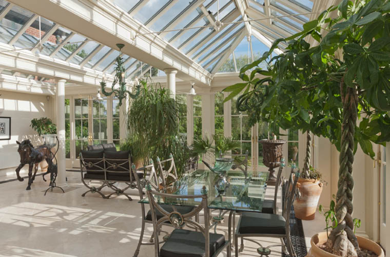 Multi Functional Georgian Orangery.