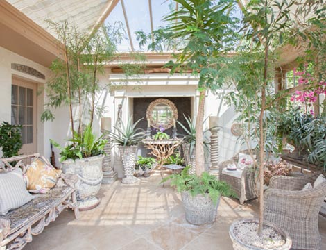 Plants Can Be Grown Easily In An Orangery