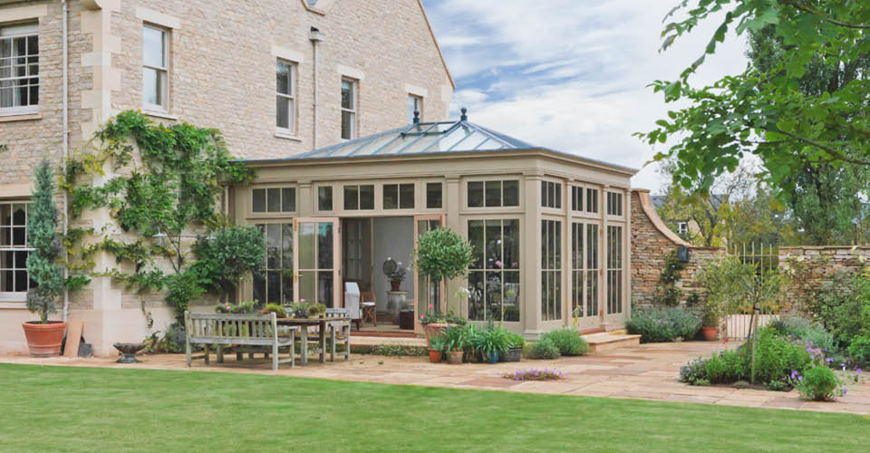 An Orangery For A Plant Lover