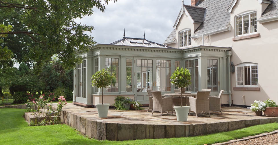 Orangery For A Cheshire Country Home
