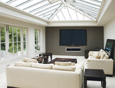 Contemporary Orangery Extension For A North London Property