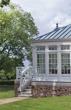 Bespoke Conservatory With Veranda