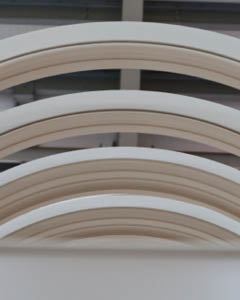 Bespoke Curved Joinery