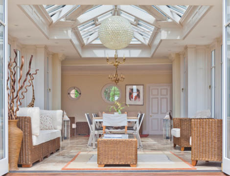 Sitting Room Conservatory