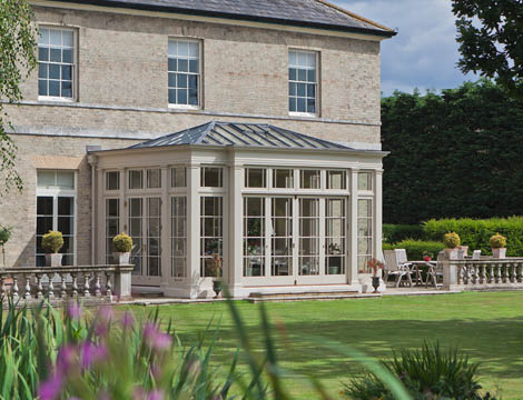 Grand Orangery Margin Glaze Bars