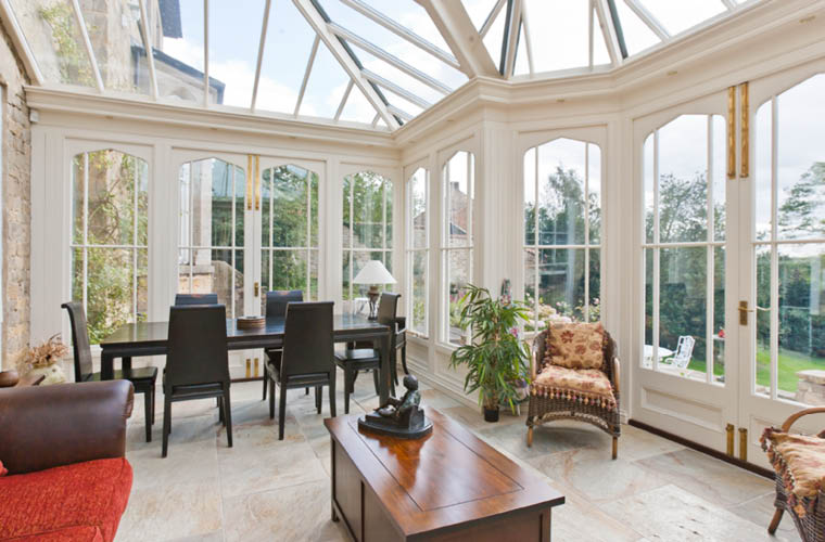 Sitting Room Victorian Conservatory