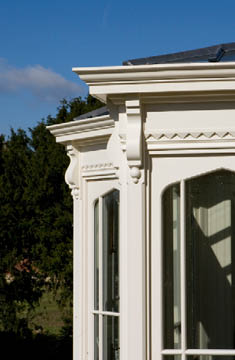 Victorian Conservatory Detail
