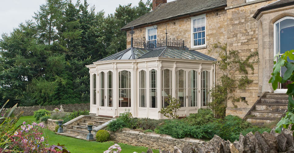 Traditional Victorian Conservatory Is A Beautiful Addition