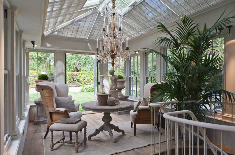 Conservatory Extension Sitting Room