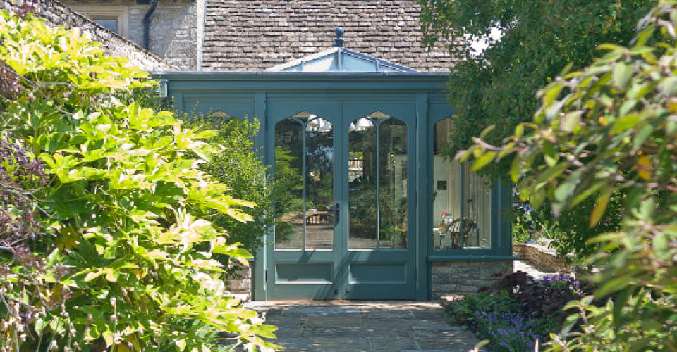 Gloucestershire Kitchen Conservatory