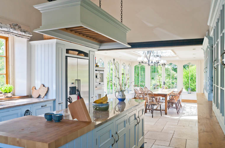 Kitchen Conservatory Gloucestershire