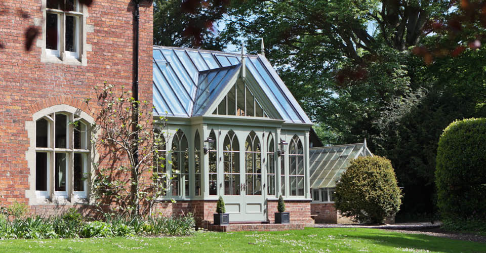 Victorian Conservatory Lincolnshire