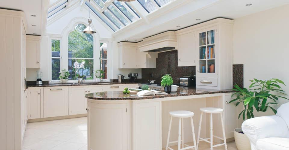 kitchen conservatory warwickshire - Kitchen Conservatory