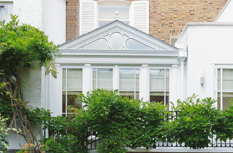 Townhouse Conservatory