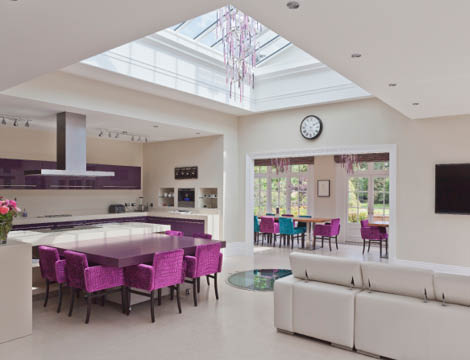 Kitchen Orangery Buckinghamshire