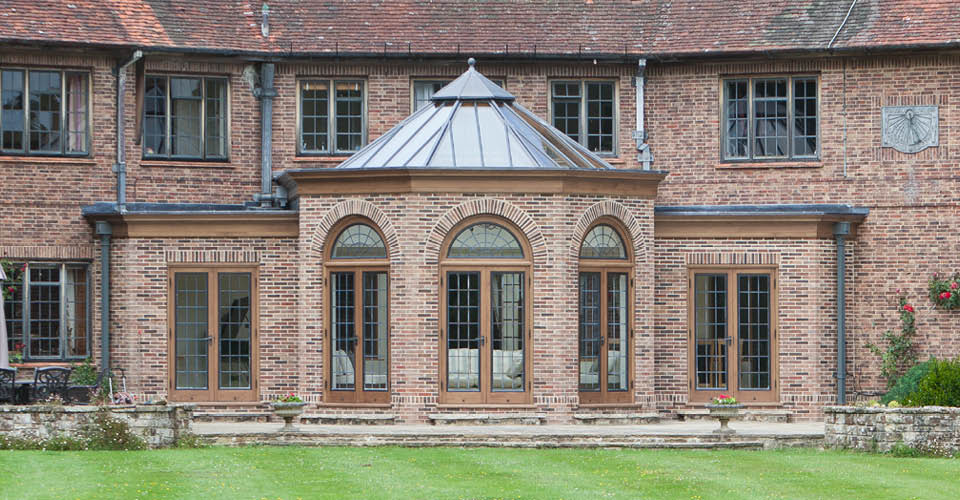Brick Orangery East Sussex