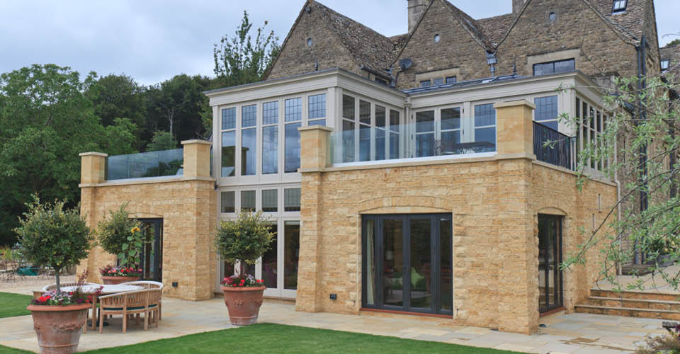 Two Storey Gloucestershire Conservatory