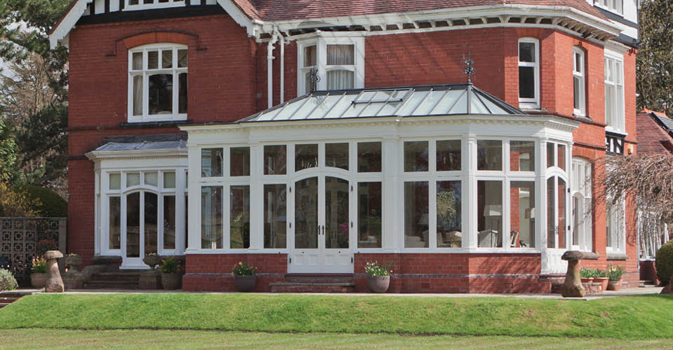 Edwardian Conservatory West Midlands