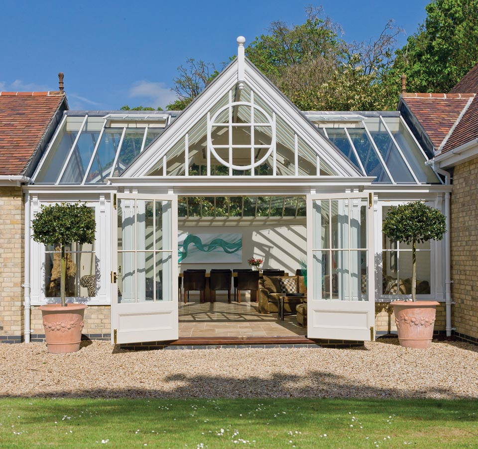 Bespoke conservatories for Houses images pictures