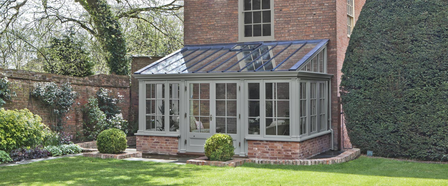 Example of a Argory conservatory from our national trust collection