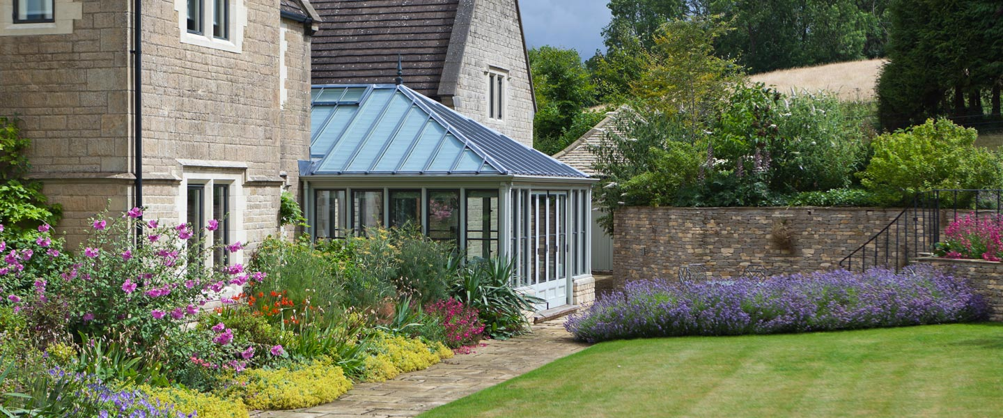 Example of a hardwick conservatory from our national trust collection
