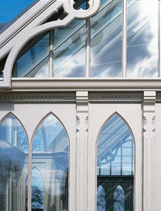 Conservatory detail close-up 2