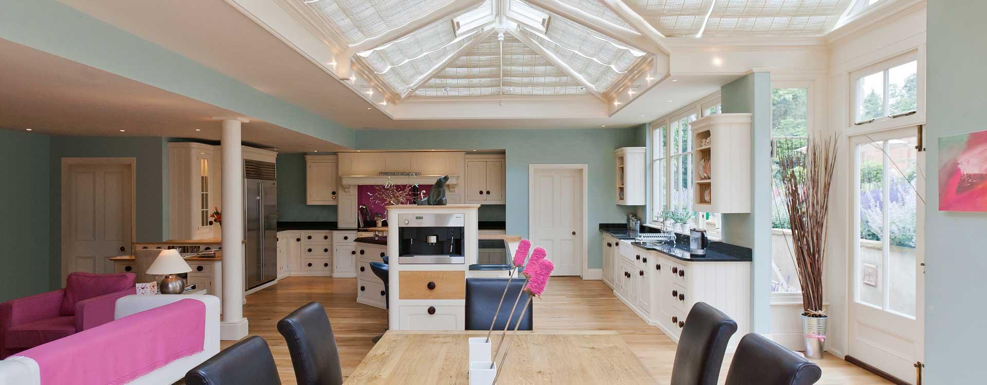 kitchen conservatory bespoke - Kitchen Conservatory