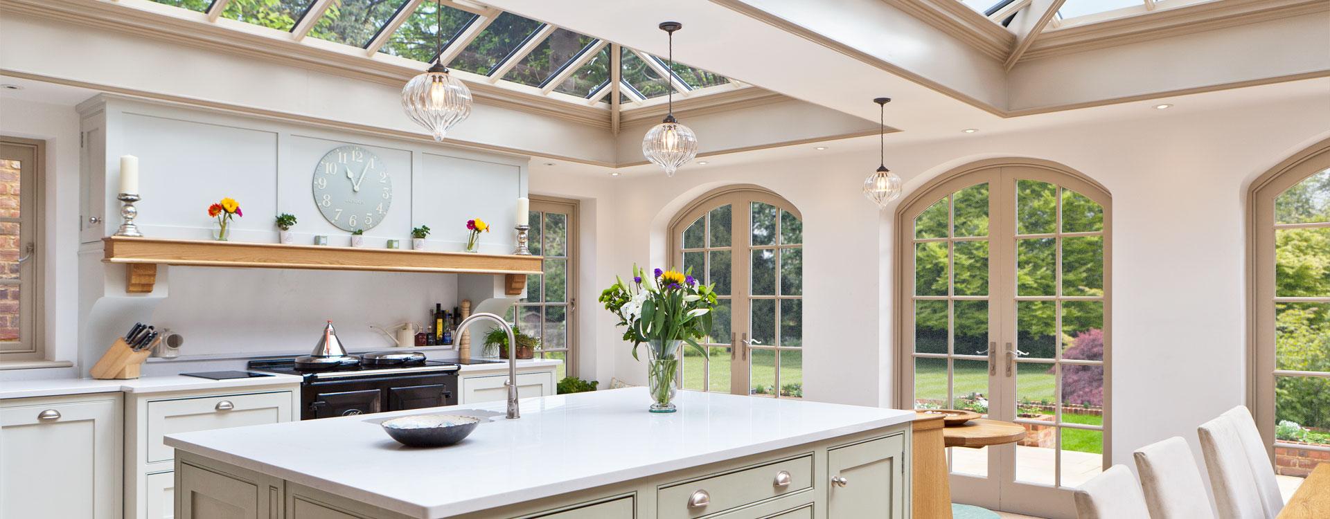 Kitchen Conservatories And Orangeries