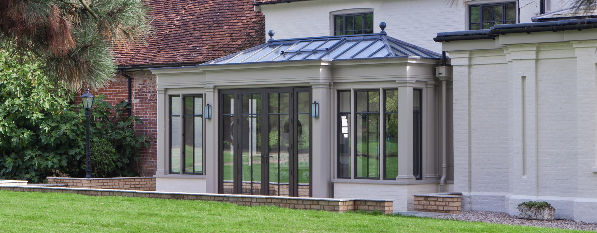Metal Conservatory 1