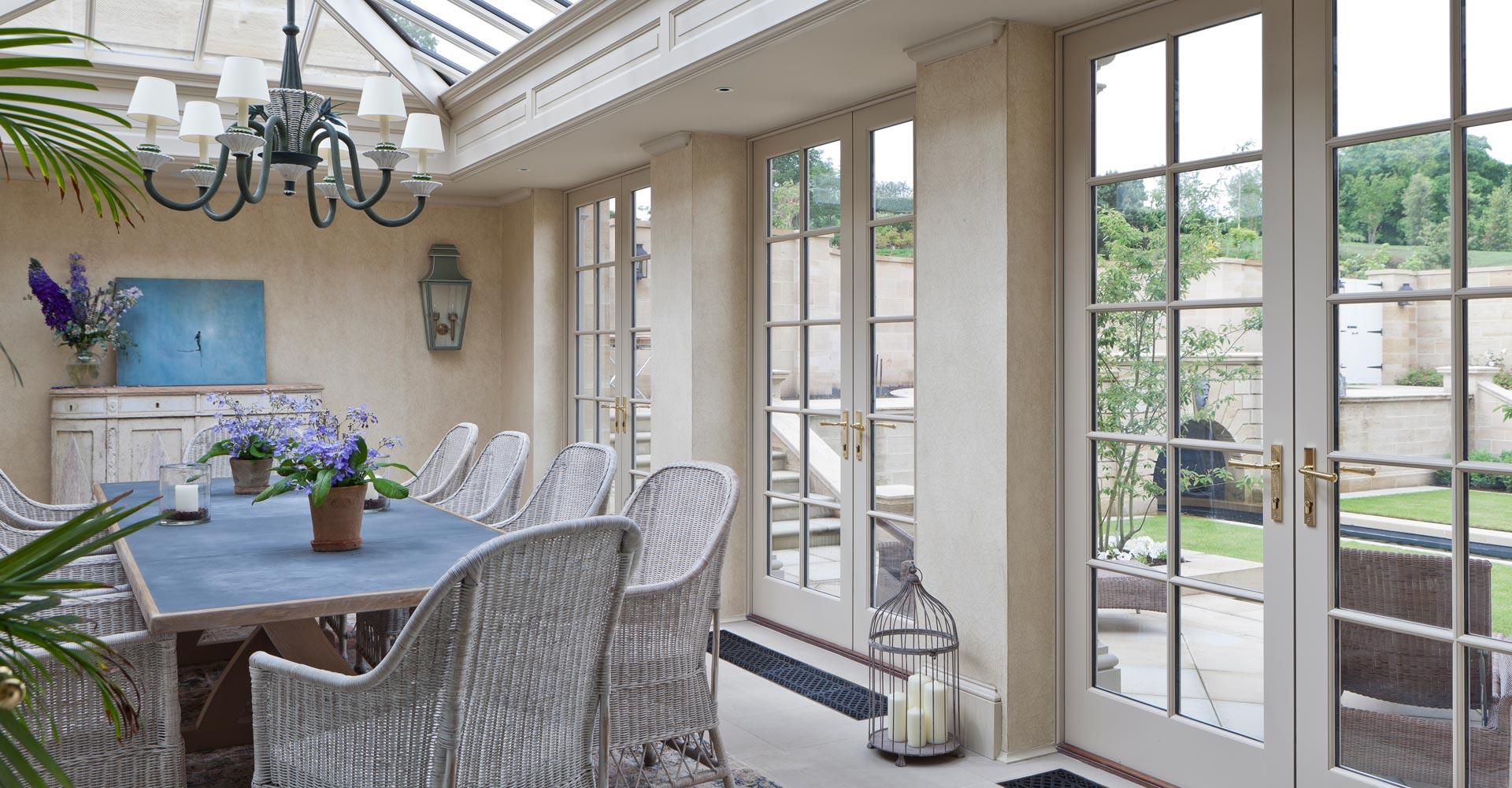 Orangeries - Bespoke Orangeries by Vale Garden Houses