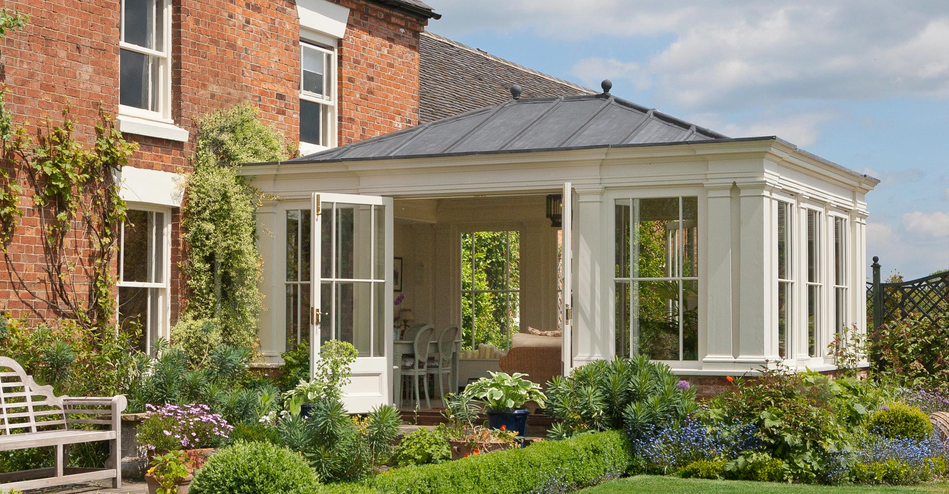 orangeries bespoke orangeries by vale garden houses