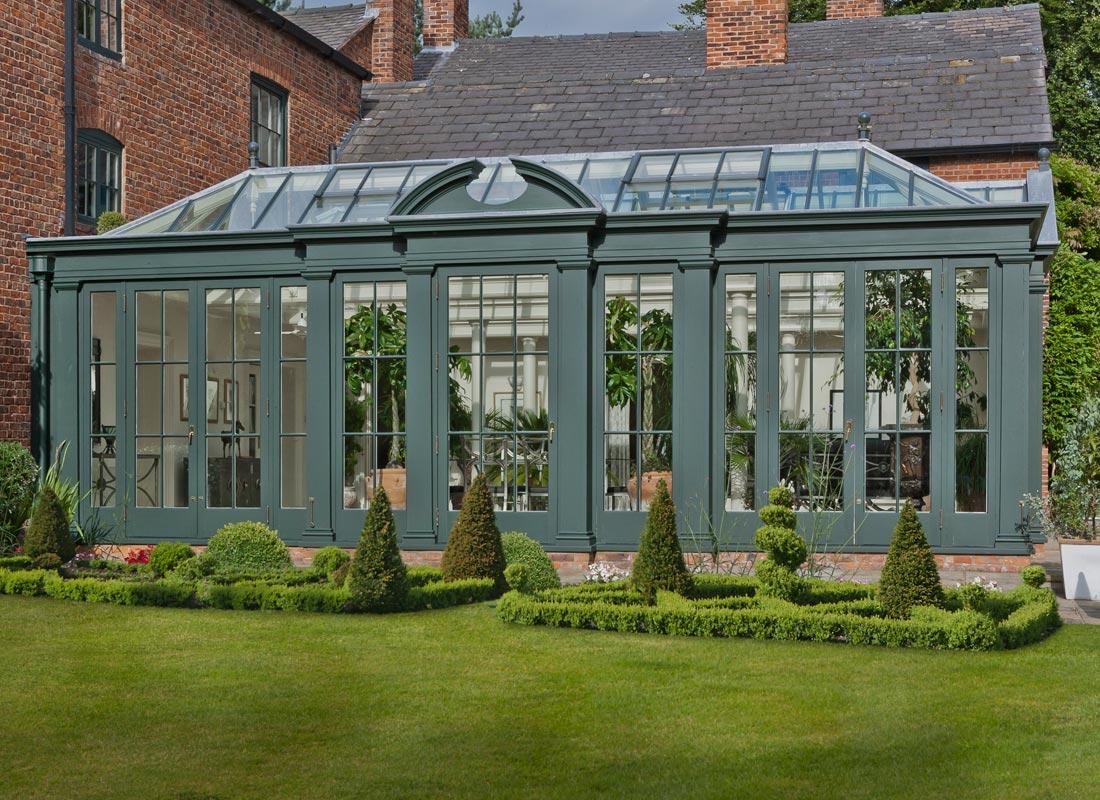 Orangeries Bespoke By Vale Garden Houses