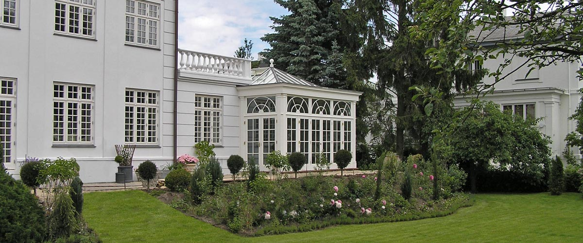 Conservatory in Denmark
