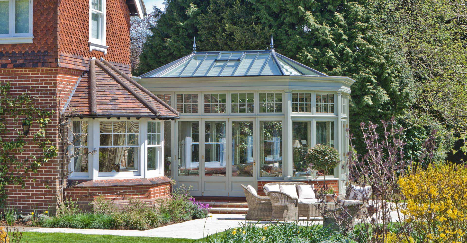 Period Conservatories - Edwardian, Georgian & Victorian ...