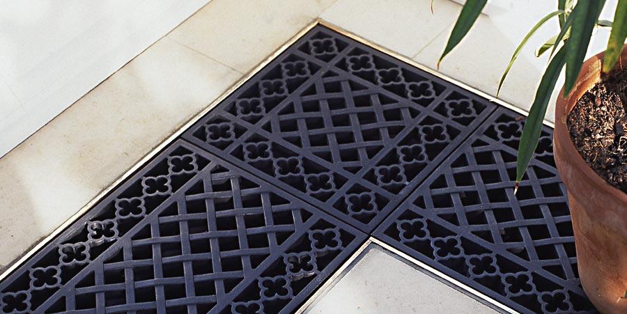 Floor Grilles Amp Underfloor Heating