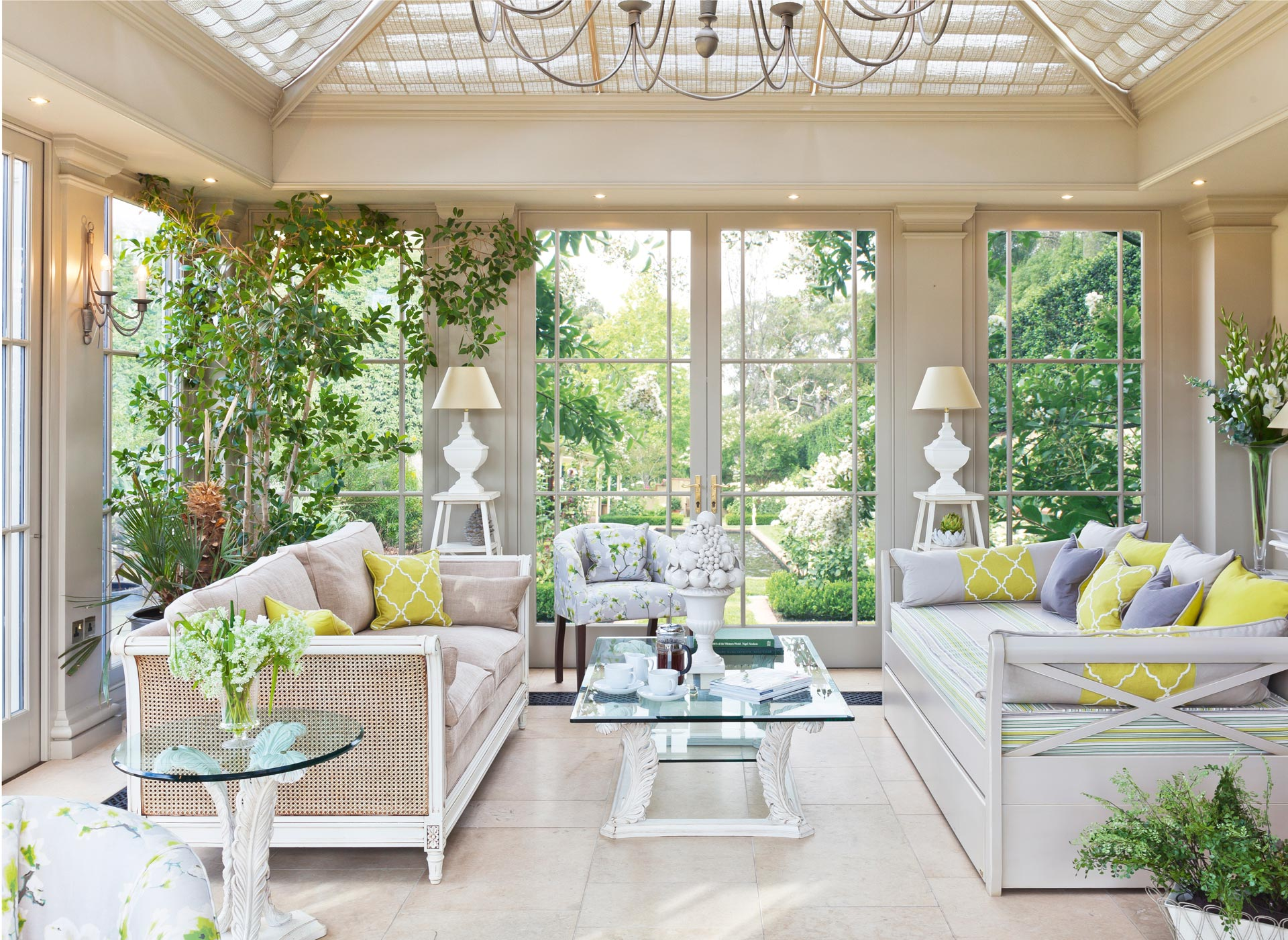 Conservatory Furniture Interiors By Vale