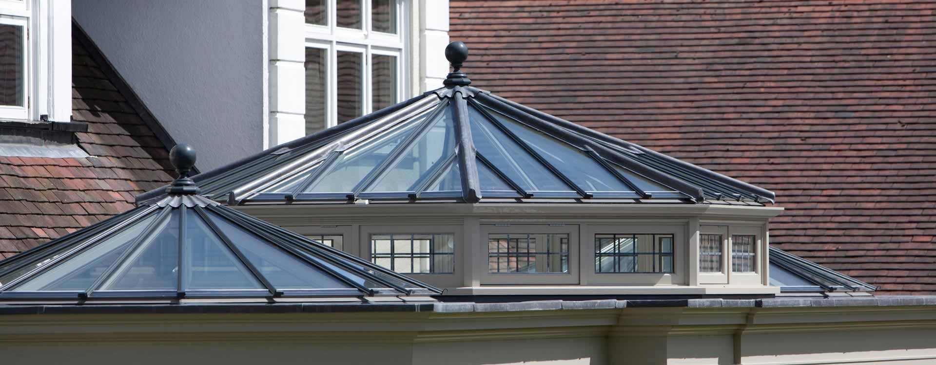 Conservatory Roof Lanterns And Rooflights