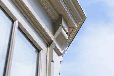 Victorian Conservatory Pilaster detail
