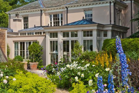 Traditional Timber Orangery By Vale Garden Houses