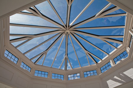 Traditional Timber Roof Lantern By Vale Garden Houses