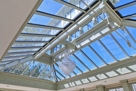 Elegant Conservatory Roof By Vale Garden Houses