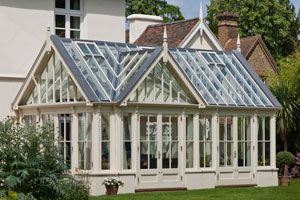 A Traditional Victorian Timber Conservatory By Vale Garden Houses